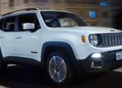 Excelente jeep renegade 1.8 sport retira ya