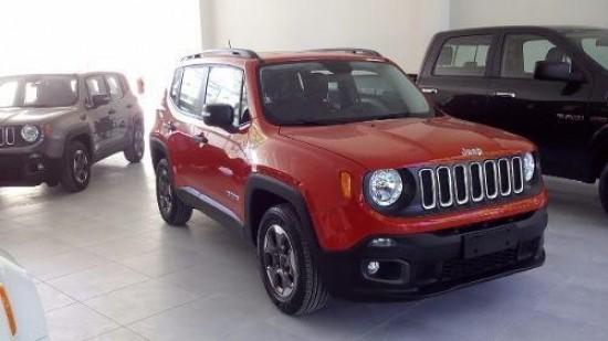 Excelente Jeep Renegade plan de ahorro