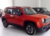 Jeep renegade 2 unidades disponibles, contactarse.