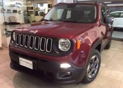 Excelente jeep renegade sport 1.8 okm 2018 manual