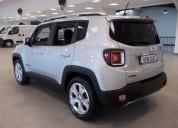 Jeep renegade sports plus 1.8.