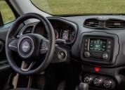 Jeep renegade financiado