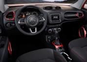 Nuevo jeep renegade 0km financiacion de fabrica, contactarse.