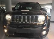 Subite al nuevo jeep renegade