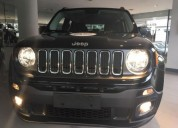 Nuevo jeep renegade 0km a tu alcance