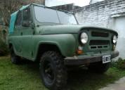 Excelente jeep uaz 4x4