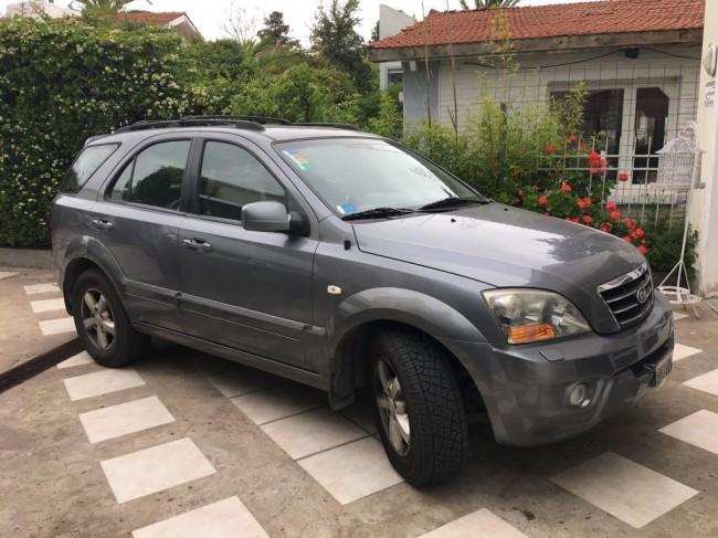 KIA SORENTO EX CRDI 4 X 4 2006 FULL AUTOMATICA