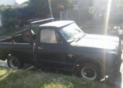 Excelente camioneta c10 gnc