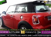 Oportunidad!, mini cooper s 2011