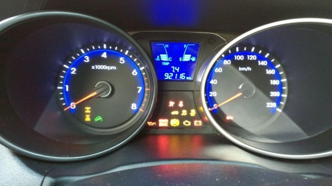 Vendo Hyundai Tucson 2.0 4x4 Gls Full, 2011, Nafta