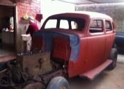 Nash 1939 de luxe para restaurar, contactarse.