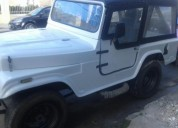 Jeep fibra vendo 4x4