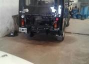 Excelente jeep ika carrozado mod 60