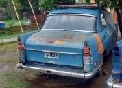 Lindo auto para restaurar