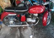 Vendo excelente moto antigua dkw mod 60 cn repuest