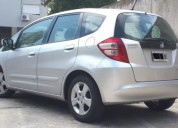 Vendo honda fit 1.4 lx,