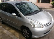 Vendo fit lxl cvt modelo 2007