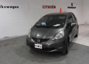 Excelente honda fit lx manual vendo permuto financ