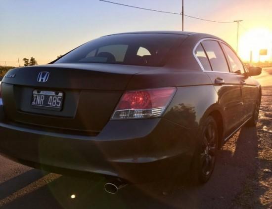 Excelente Honda Accord Unico Servis Oficiales 2010