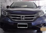 Honda crv lx automatica 4x2 2012, contactarse.