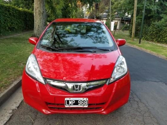 Excelente Honda Fit 1.4 AUTOMATICO AÑO 2012