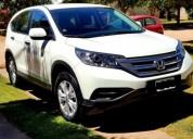 Honda crv lx aut 2013.  l/nva 42.000 km 2wd serv. of. en honda