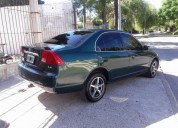 Honda civic 1,7 lx 2001 nafta full