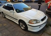 Honda civic coupe ex mt año 1998, contactarse.