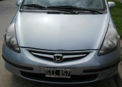 Vendo excelente honda fit