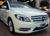 Excelente mercedes benz b200 blueefficiency 2013