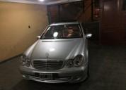 Mercedes benz c220 vendo permuto financio, contactarse.