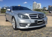 Mercedes benz clase c250 coupe sport kit amg 2013.