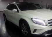 Mercedes benz gla250 4matic. contactarse.