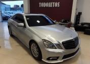 Mercedes benz e300 avantgarde nafta, contactarse.