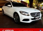 Mercedes benz clase c 250 avantgarde aut. contactarse.