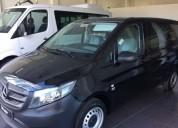 Excelente mercedes benz vito furgon mixto 0km 2018
