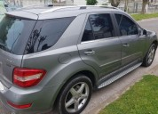 Excelente mercedes benz ml 350 luxury automatica
