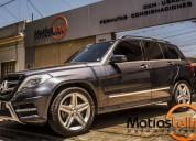 Mercedes benz glk 300 4matic sport amg 2013. contactarse.
