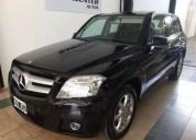 Mercedes benz clase glk 300 2012 negro, contactarse.