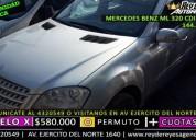 Mercedes benz ml 320 cdi 4matic, contactarse.