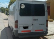 Vendo excelente mercedes esprinter md 2001