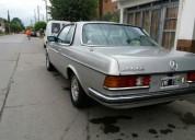 Vendo excelente coupe mercedes benz 280 ce mod 81