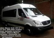 Venta de mercedes benz 515 191 aÑo 2013
