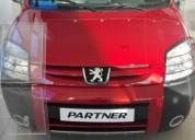 Peugeot partner 45000 cuotas de 3500. contactarse.