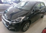 Peugeot 208 feline tiptronic 1.6n linea nueva.
