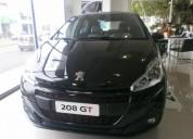 Peugeot 208 gt 1.6 thp ,descuento.