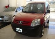 Peugeot partner furgon 1.6 hdi confort plc ab l10, 2014, contactarse.