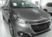 Peugeot 208 oportunidad. contactarse.