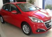 Peugeot 208, entrega sin vueltas!.