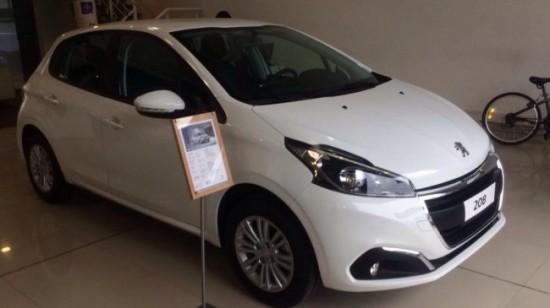 Peugeot 208 0km, entrega tu rodado usado